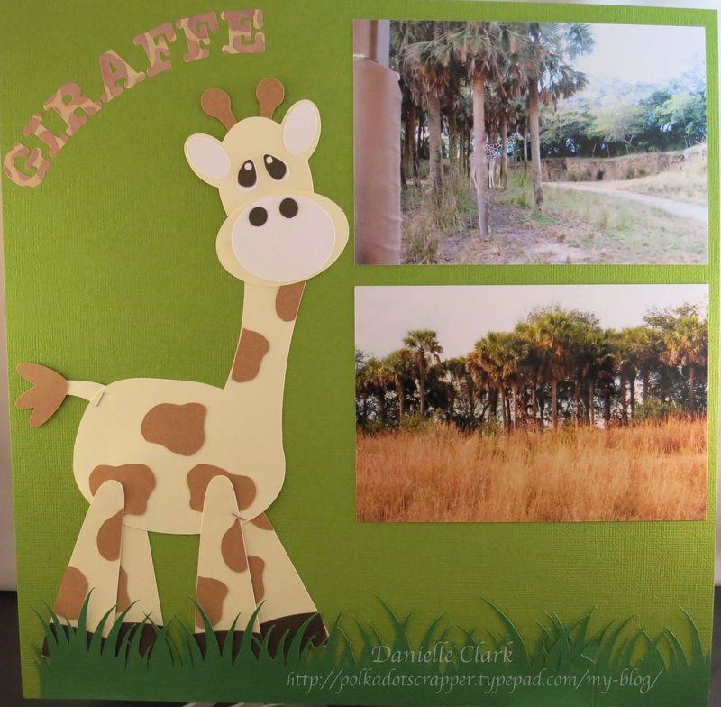 Giraffe Page 1 copy