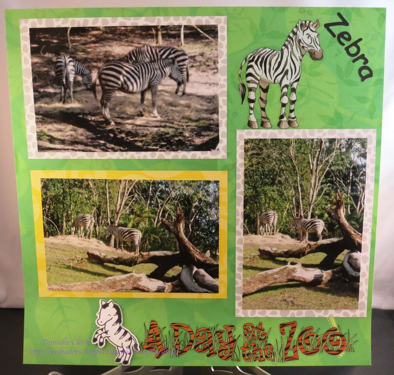 Zebra copy