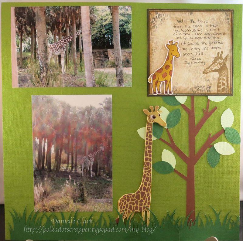 Giraffe Page 2